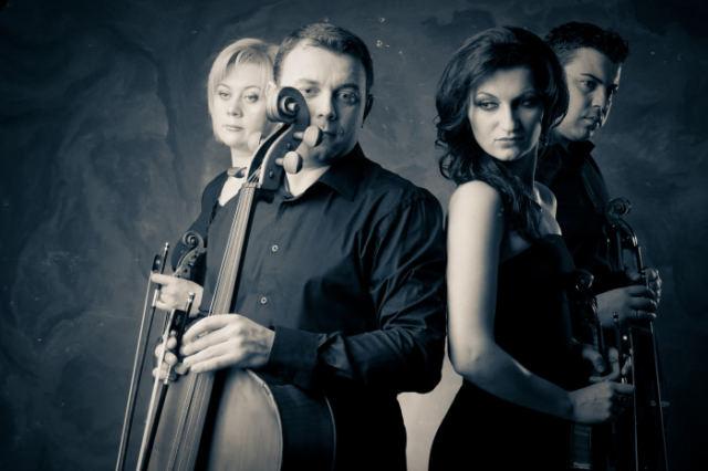 Oxana Dodon Quartet