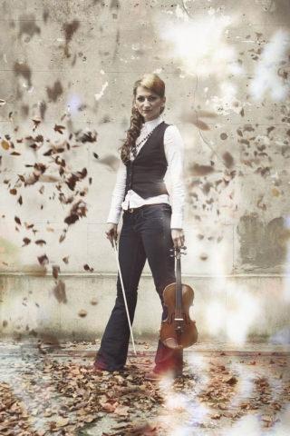 Oxana Dodon Front Cover Magazine