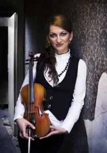 Oxana Dodon Violin Tuition