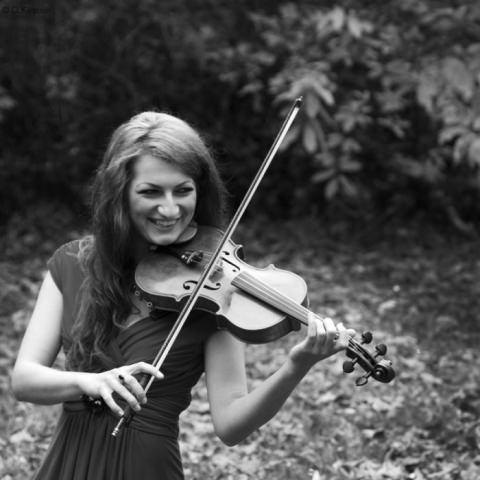 Oxana Dodon Violinist